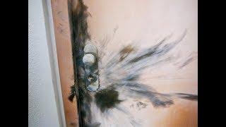 Směrovaný výbuch za dveřmi NEXT