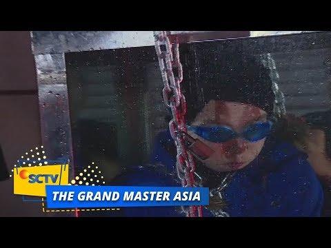 'SEMPURNA' Komentar Demian untuk Rizuki   The Grand Maste Asia Top 6