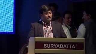 Shri Sandeep Gadiya Ji was at SGI's 21st Foundation Day 2019 | Suryadatta Group of Institutes