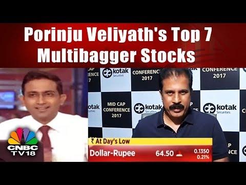 Porinju Veliyath's Top 7 Multibagger Stocks | Investing in Mid Cap & Small Cap