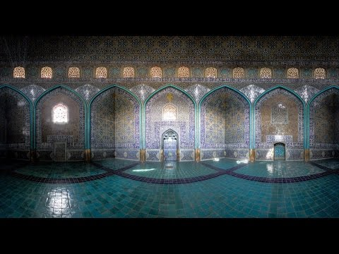Alireza Ghorbani - The Conference of the Birds- Amazing Images Of Persia