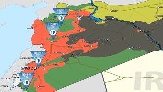 5 мая 2017. Военная обстановка в Сирии. Россия подписала меморандум по Сирии. Русский перевод.