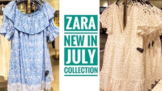 ZARA NEW SUMMER COLLECTION 2020 Come Shop with me SHOPPING VLOG