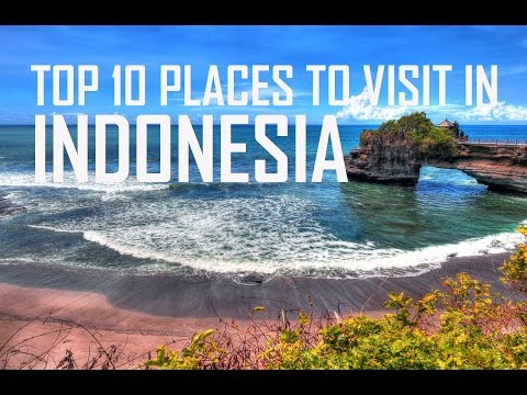Top 10 places to visit in Indonesia | THINGS TO DO IN BALI, INDONESIA | Top Attractions Travel Guide