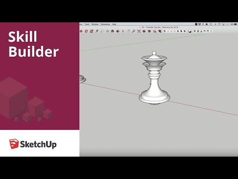 SketchUp Skill Builder: Follow Me Tips