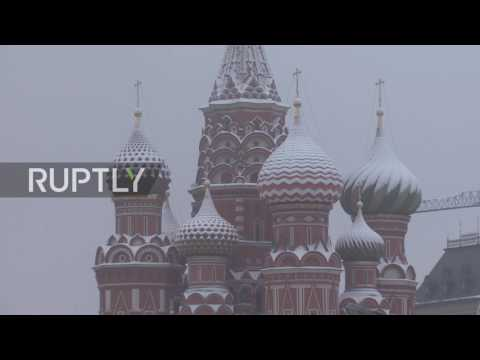 Russia: Don't trust the peaceful exterior - Moscow set to explode for World Cup 2018