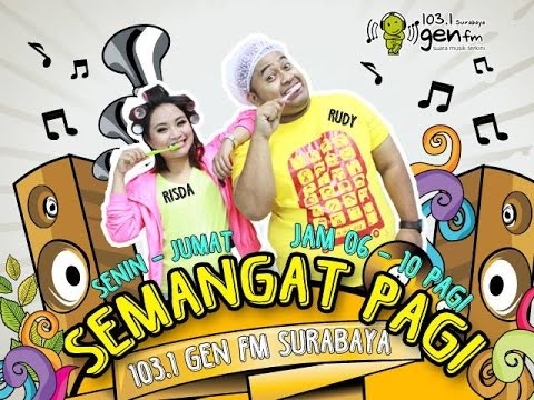 Salah Sambung Gen Fm Surabaya Edisi Gara-Gara Cireng 20 Agustus 2015