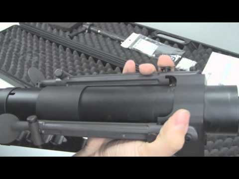PeopleAirsoft.com - SOCOM Gear Cheytac M200 Intervention Unboxing and Review (Part 1)