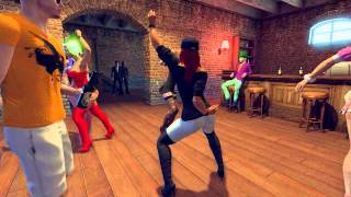 3DXChat - New Dance Animation