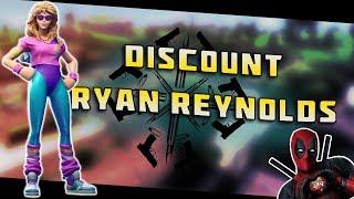 Fortnite - Discount Ryan Reynolds - Deadpool Shenanigans - August 2018   DrLupo