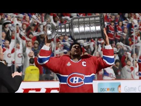Ça sent la coupe! : Les Canadiens de Montréal gagne la Coupe Stanley!