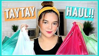 TAYTAY TIANGGE CLOTHING HAUL! (MURA na, USO pa!) | Philippines