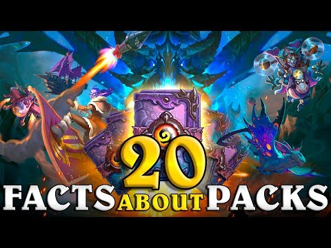 20 FACTS About Hearthstone PACKS: Descent Of Dragons Is A Truly Legendary Set. OP Gifts And Rewards.
