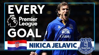 NIKICA JELAVIC: EVERY PREMIER LEAGUE GOAL!