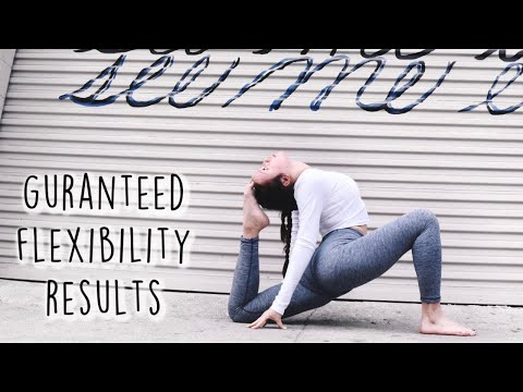 Full Body Stretching Routine | Intermediate to Advanced