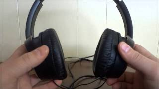 sony mdr xd150 headphones review