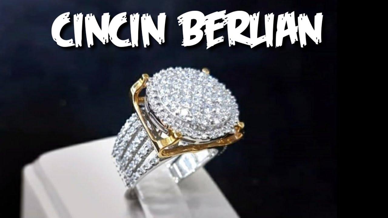 Model Cincin Berlian Terbaru, Perhiasan model cincin ...