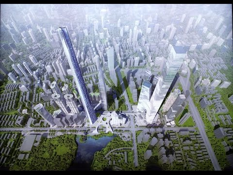 Future China : Shenzhen Tallest Building Projects and Proposals 2017