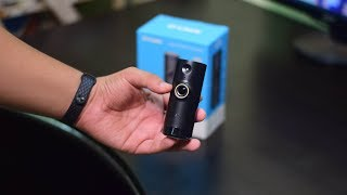 D-Link Mini HD Wi-Fi Camera (DCS-6000LH) - Unboxing and Review