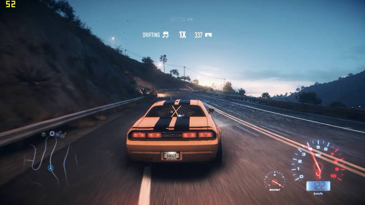 Need For Speed Drift Gameplay Lenovo Y50