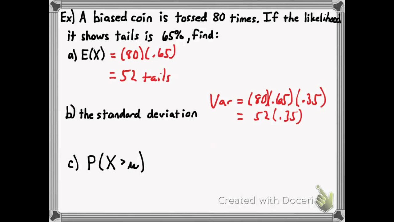 Computing Expected Value