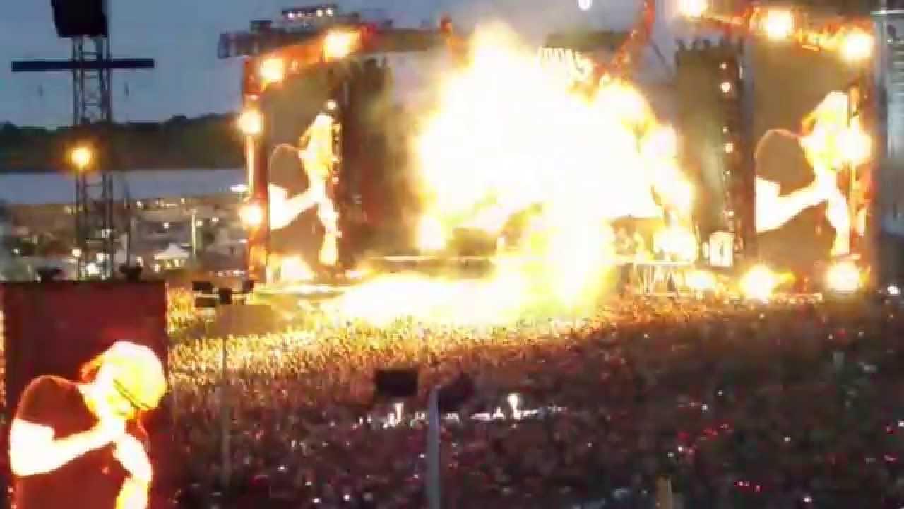 AC/DC - Live Hockenheim 2015 - High Voltage