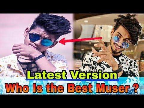 Mr faisu VS Sagar goswami most popular Funny musically| Tik Tok compilation| team07
