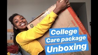 What To Put In A College Care Package