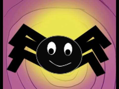 ITSY BITSY SPIDER SONG | Eensy Weensy Spider Song and Lyrics
