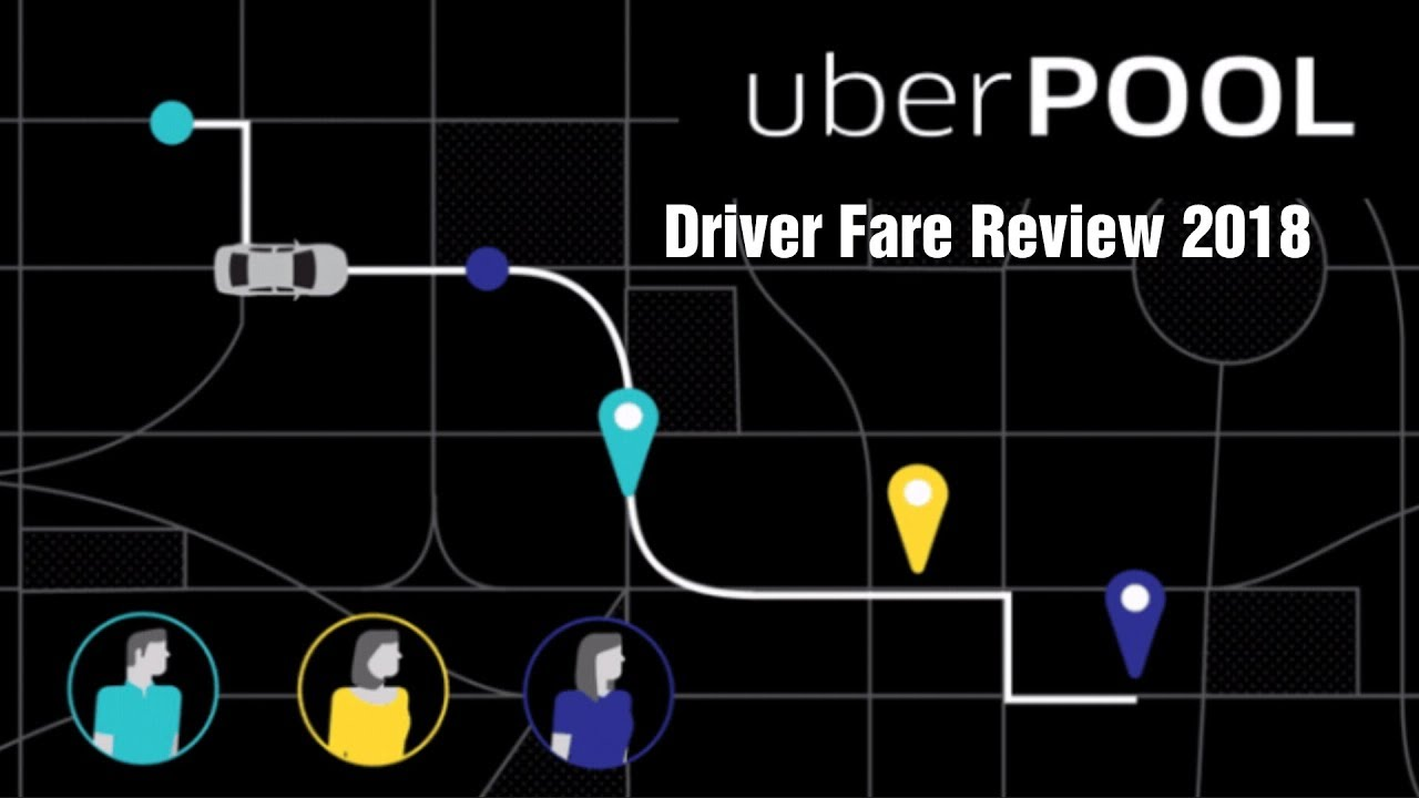 Uber Fare Review >> Uber Pool Driver Fare Review 2018 Youtube