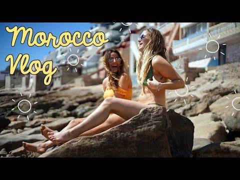MOROCCO VACATION VLOG | Taghazout & Paradise Valley | Alarah