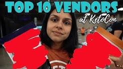 Top 10 Keto Snacks at KetoCon 2018