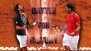 The Day Nadal and Djokovic Battled for History