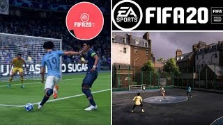 FIFA 20 GAMEPLAY - ALL FIFA 20 NEW GAMEPLAY FEATURES | FIFA 20 LATEST NEWS
