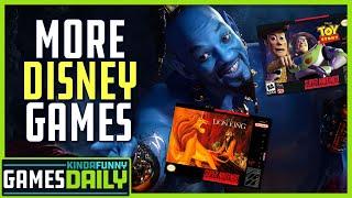 Disney Wants More Games - Kinda Funny Games Daily 02.13.20