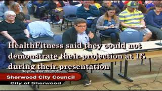 RFP process and HealthFitness Projections