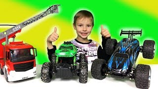 NQD: Land Buster i Rock Crawler! - Samochody RC od Gimmik.net