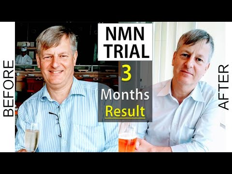 Nmn And Resveratrol Trial Our Three Months Progress Youtube