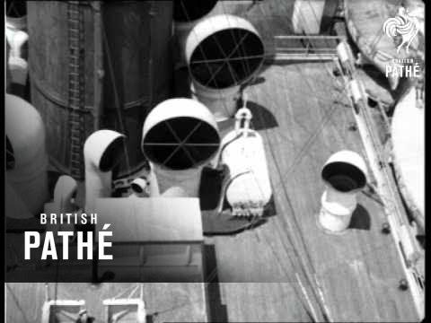 """""""Aquitania"""" Converted (1919)"""