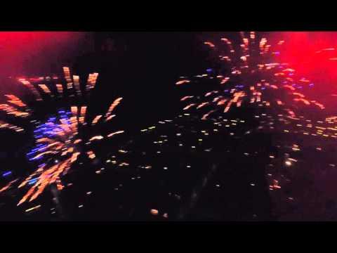 Nytår i Esbjerg 2015