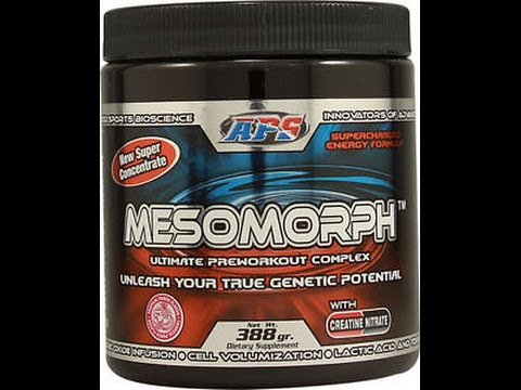 Image Result For Mesomorph Pre Workout Review