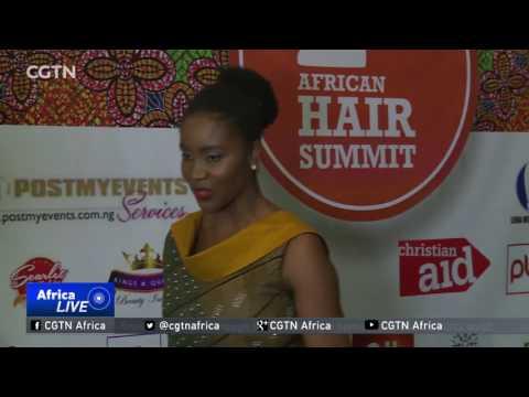 International African hair summit kicks off in Nigeria
