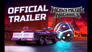 Heavy Metal Machines - Official Trailer