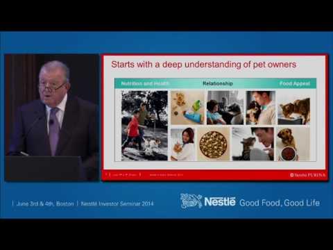 PetCare | W. Patrick McGinnis, President & CEO, Nestlé Purina PetCare Company, Americas