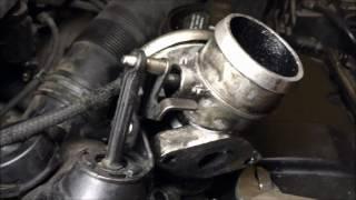 limpieza турбо Гольф 4, тді - очищення Турбо інструкція