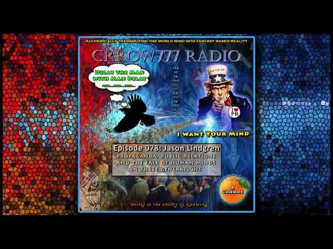 Crrow777 Radio Show and Podcast Episode 78 How One Man Progr