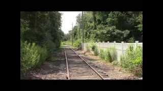 Abandoned Railroads of Massachusetts - Billerica and Bedford Abandoned Part 1