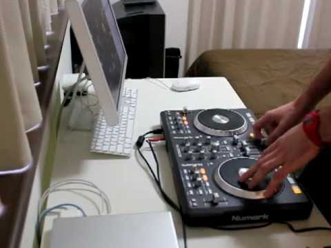 Numark Mixtrack Pro Scratch
