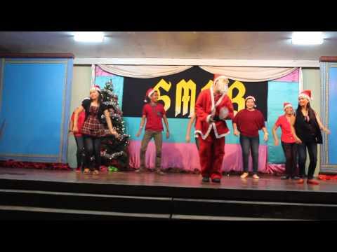 Christmas Dance- (Crazy Frog-Jingle Bells)