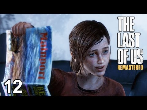 The Last of Us #12 - Why Are These All Stuck Together?